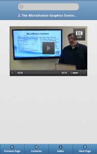 Video Training Digital Library MicroStation, InRoads, AutoCAD Civil 3D