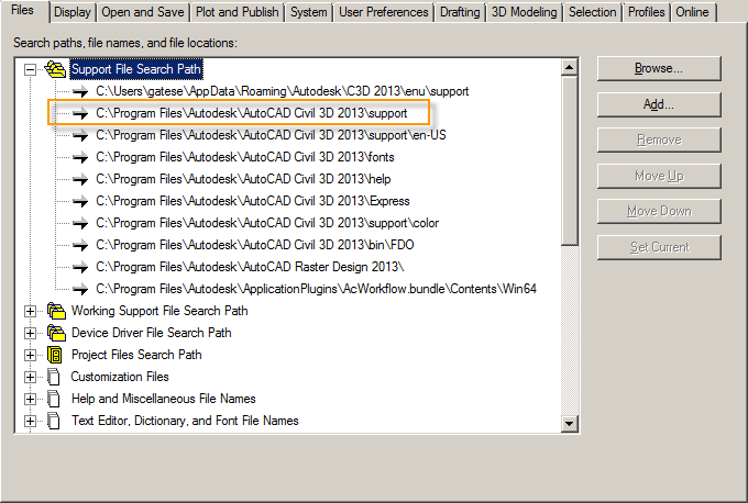 Autocad Customization – Set System Variables – EnvisionCAD