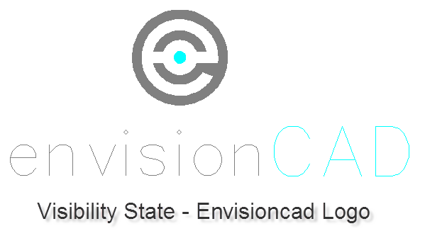 Visibility State - EnvisionCAD Logo