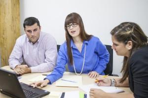 Team Meeting Textstyles