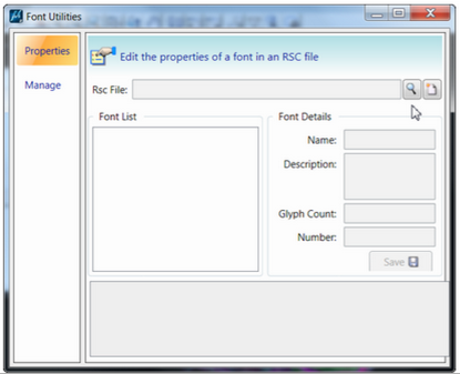 MicroStation Tip: Manage Font Utilities – EnvisionCAD