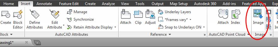 AutoCAD Civil 3D Tip: Properly Position GeoTIFF Images