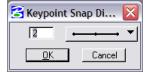 Keypoint Snap