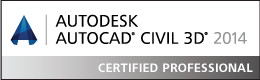 Civil3D_Badge_Prof_2014