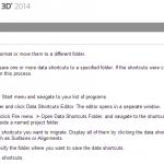 Migrating Data Shortcuts