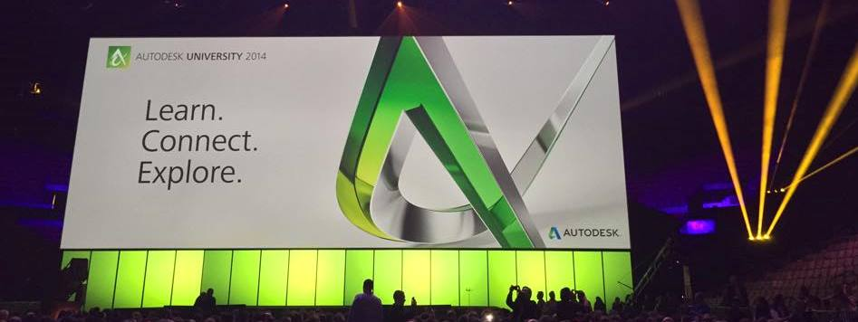 autodesk university vegas