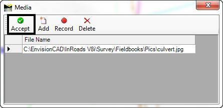 openroads-survey media dialog image