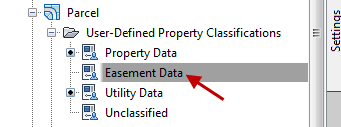 Creating a User-Defined Property Classification