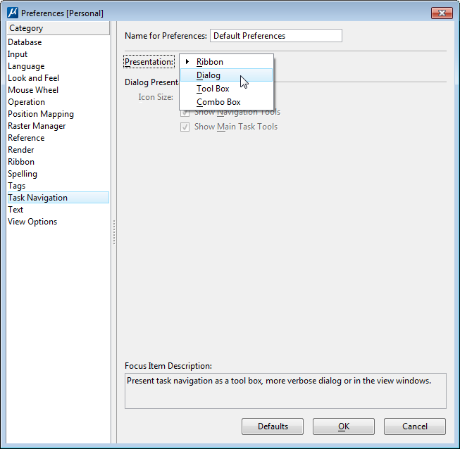 MicroStation CONNECT: Bring back the Tasks Dialog – EnvisionCAD