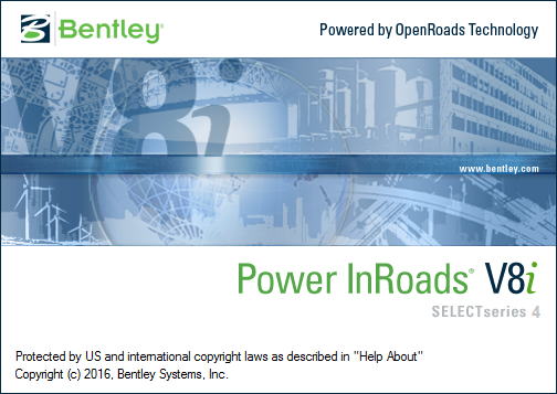 power inroads V8i Selectseries 4 maintenance release 2