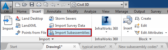 civil3d-import-subassemblies