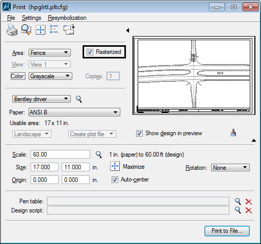 MicroStation Tip: Printing Problem Quick Fix – EnvisionCAD
