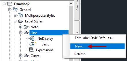AutoCAD Civil 3D 2018 Tip: Use Civil 3D Line Label Styles to