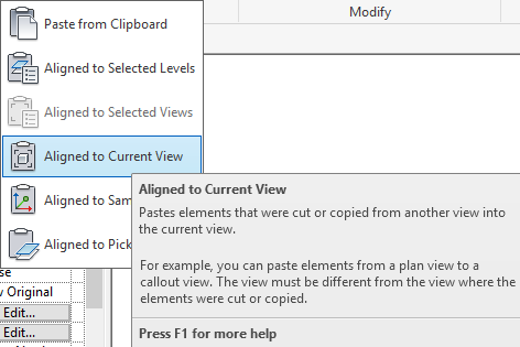 Revit Tip: Copy vs  Copy to Clipboard – EnvisionCAD
